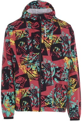 adidas Adventure Mesh Woven Windbreaker Jacket