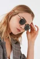 Le Specs Neptune Polarized Square Sunglasses
