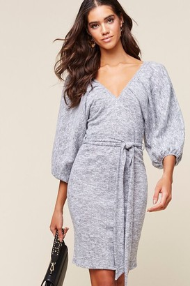 Forever 21 Marled Sweater Dress