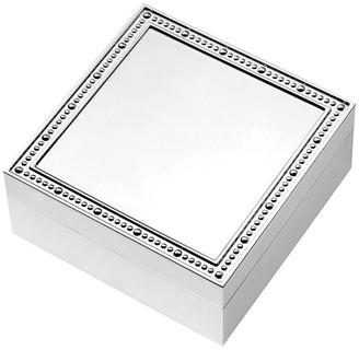 Wedgwood With Love Square Keepsake Box