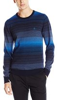 Original Penguin Men's Long Sleeve Jersey Crew Neck I