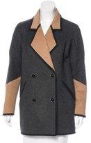 Jason Wu Wool Colorblock Coat