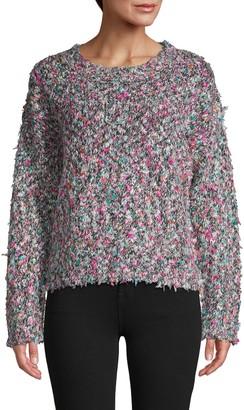 525 America Textured Roundneck Sweater