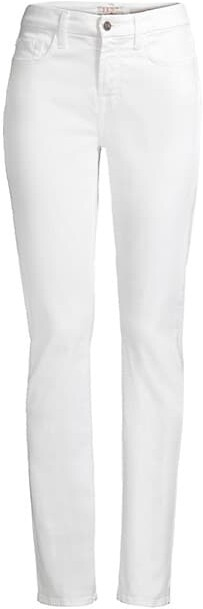 Thumbnail for your product : Jen7 Slim Sculpting Straight Jeans
