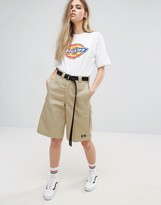 Dickies Boyfriend Multi-Pocket Work Shorts