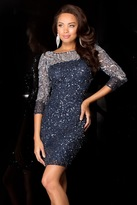 Scala 48524 Dress In Navy