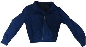 Ami Navy Wool Jackets