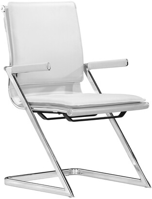ZUO Set Of 2 Lider Plus Conference Chairs