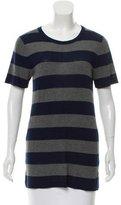 Jenni Kayne Striped Longline Sweater