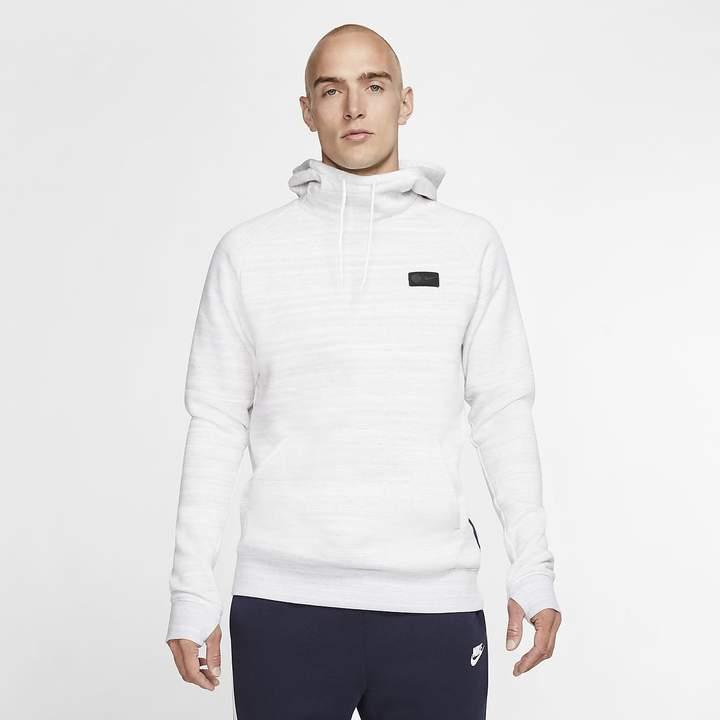 Nike Men's Fleece Pullover Hoodie Paris Saint-Germain