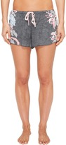 PJ Salvage Floral PJ Shorts Women's Shorts