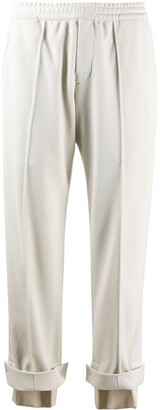 Y-3 Cropped Jogging Pants
