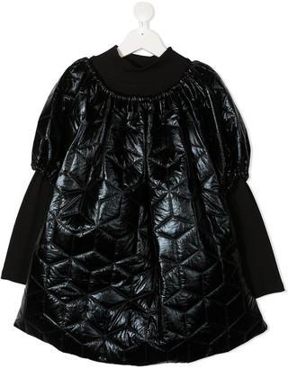 Andorine Oversized Puffer Dress