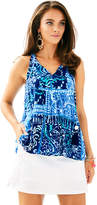 Lilly Pulitzer Sleeveless Avery Top