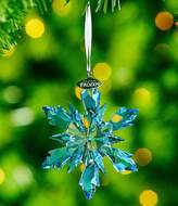 Swarovski Disney Frozen Crystal Snowflake Ornament