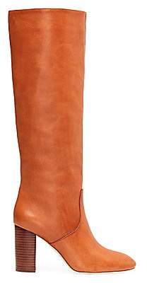 Loeffler Randall Women's Goldy Knee-High Leather Boots