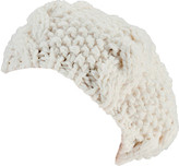 San Diego Hat Company Women's Crochet Knit Cable Beret KNH3473
