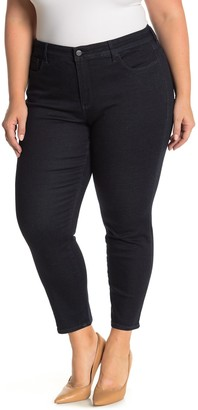 NYDJ Skinny Ankle Jeans (Plus Size)