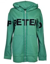N°21 Pretend Hooded Jacket