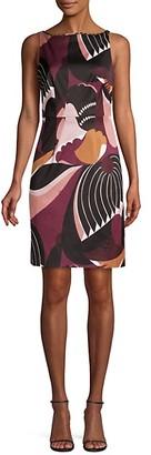 Trina Turk Wine Country Potter Valley Sheath Dress
