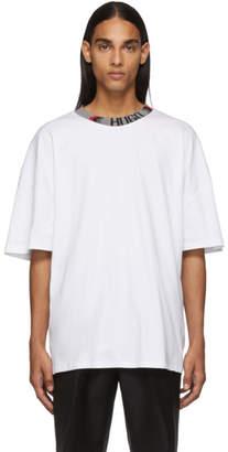 HUGO White Liam Payne Edition Dougy T-Shirt
