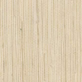 west elm Natural Cream Grasscloth Wallpaper