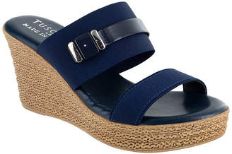 Easy Street Shoes Womens Esta Wedge Sandals