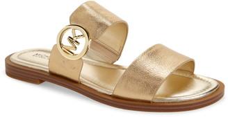 MICHAEL Michael Kors Summer Metallic Sandal