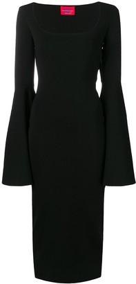 SOLACE London Serra dress