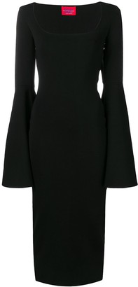 SOLACE London Serra dress