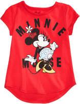 Disney Disney's Minnie Mouse Cotton T-Shirt, Toddler Girls