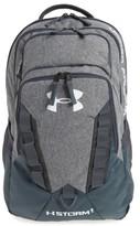 Under Armour Boy's 'Recruit' Water Resistant Backpack - Metallic
