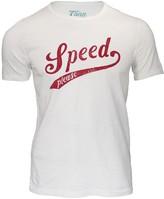 Tonn Mens Speed Tee White