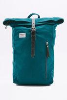 Sandqvist Dante Blue Rolltop Backpack
