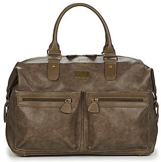 David Jones MINIDO women's Travel bag in Brown