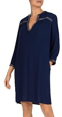 Gerard Darel Sim Embroidered Sheath Dress