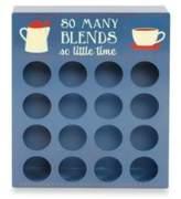 """Bed Bath & Beyond 16-Piece Single Serve Coffee """"K""""eeper in Blue"""