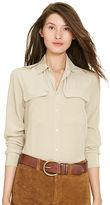 Polo Ralph Lauren Silk 2-Pocket Shirt