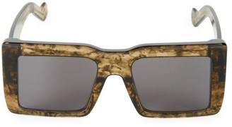 Loewe 53MM Oversized Square Sunglasses