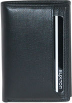 JCPenney Buxton Houston RFID Leather Trifold Wallet