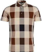 Aquascutum Polo Shirt Cody TGAL17 SAWNC VIC Brown
