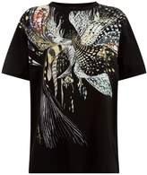 Roberto Cavalli Shell Print T-Shirt