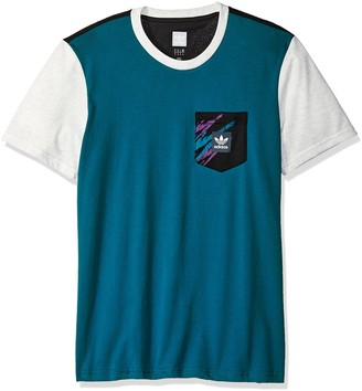 adidas Men's Skateboarding Tennis Pocket Tee