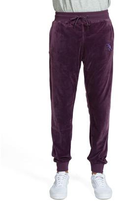 PRPS Men's Waterboro Velour Track Pants