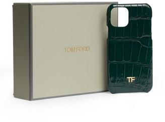 Tom Ford Alligator Iphone 11 Pro Case