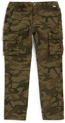 Il Gufo Camouflage Trousers (3-12 Years)