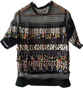 Jean Paul Gaultier Black Polyester Tops