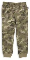 Splendid Little Boy's Camo Jogger Pants
