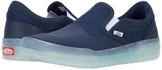 Vans Mod Slip-On (Dress Blues/Clear) Athletic Shoes