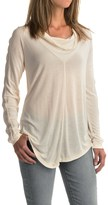 XCVI Madelina Rayon Shirt - Cowl Neck, Long Sleeve (For Women)